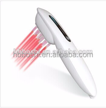 portable low level laser therapy for personal care