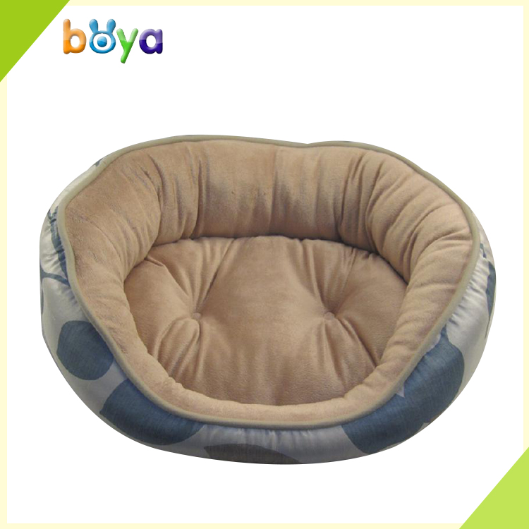 2015 New pet dog products soft large design pet beds