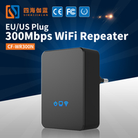 CF-WR300N Two Way Radio Repeater Wifi IP Camera With Wireless Repeater Transtar Transmission Rebuild Kits