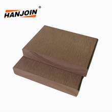 Outdoor Sanding and Embossed WPC Composite Solid Decking