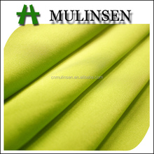 Mulinsen Textile Silk Touched 100% Polyester High Multi Ombre Silk Chiffon Fabric