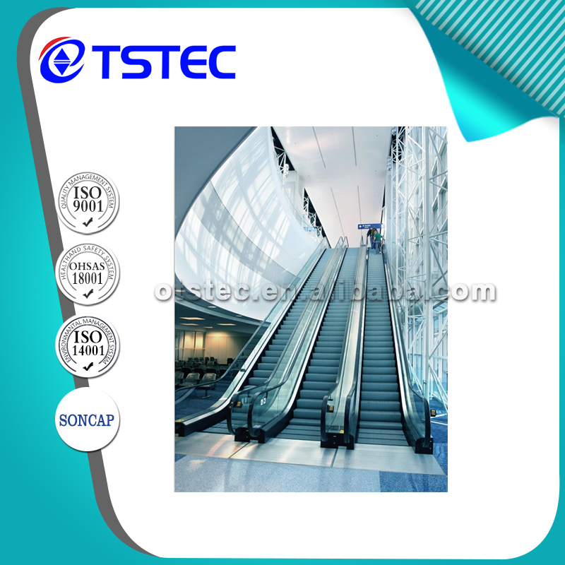 Promotional safe & no noise escalator