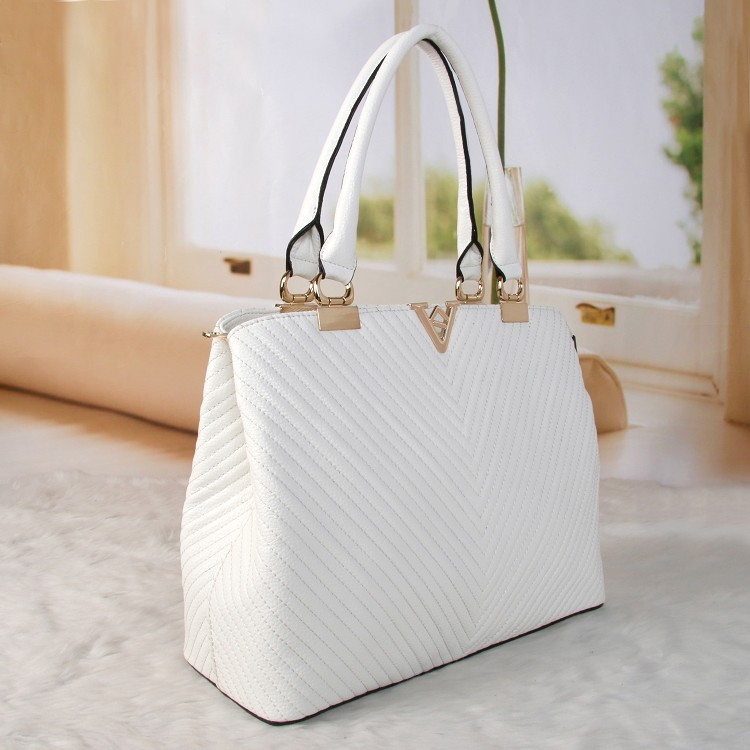 Hot Fashion Leather lady bags / korea fashion ladies handbag Woman's Bag