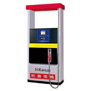 Kaisai 2018 hot tokheim flow meter fuel dispenser for gas station
