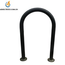 Outdoor bike parking stand bicycle rack