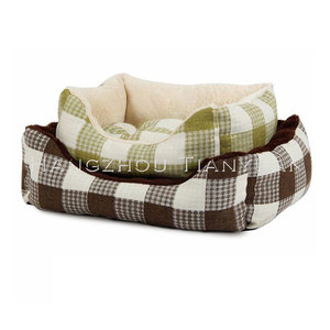 warm and cute soft plush Dog House Models