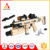 Plastic building blocks with boy gun toys educational toys