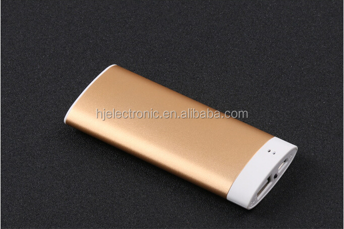 3000mAh Portable Power Station/Power Bank/Mobile Power, Hand Warmer,aluminum case, Palm Size