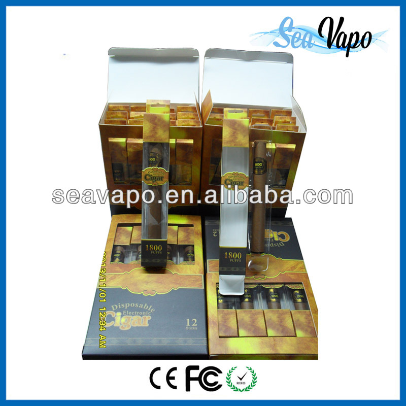 best selling disposable e hookah 1800puffs disposable ecigar herbal cigar