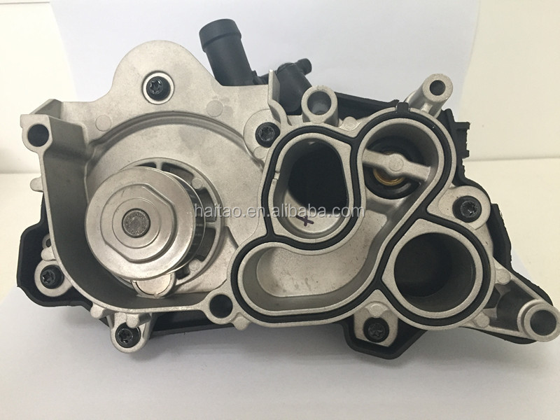 die casting auto engine cooling system auto water pump for car engines