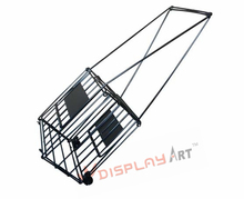 Multi-purpose tennis pick up basket for wholesale