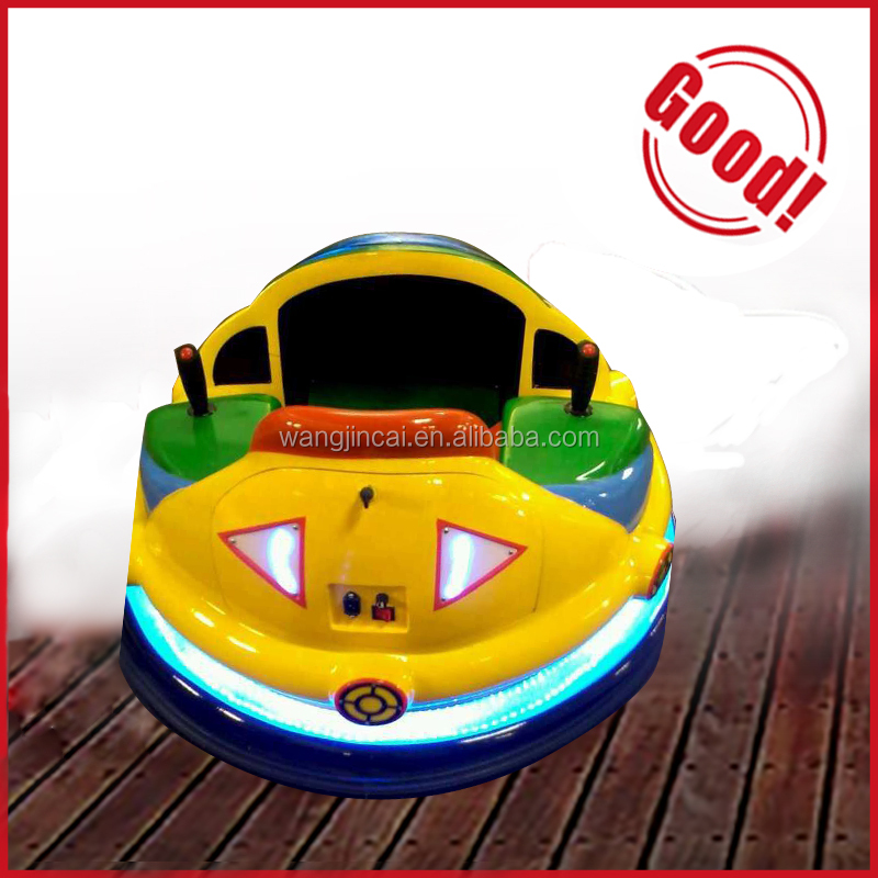 indoor arcade coin operated amusement battery kids floor UFO animal inflatable gas powered cheap bumper car price for sale