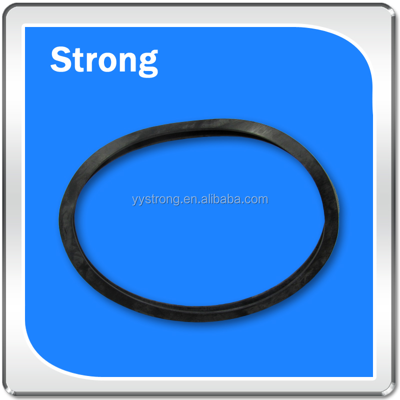own factory customized molded rubber part oem