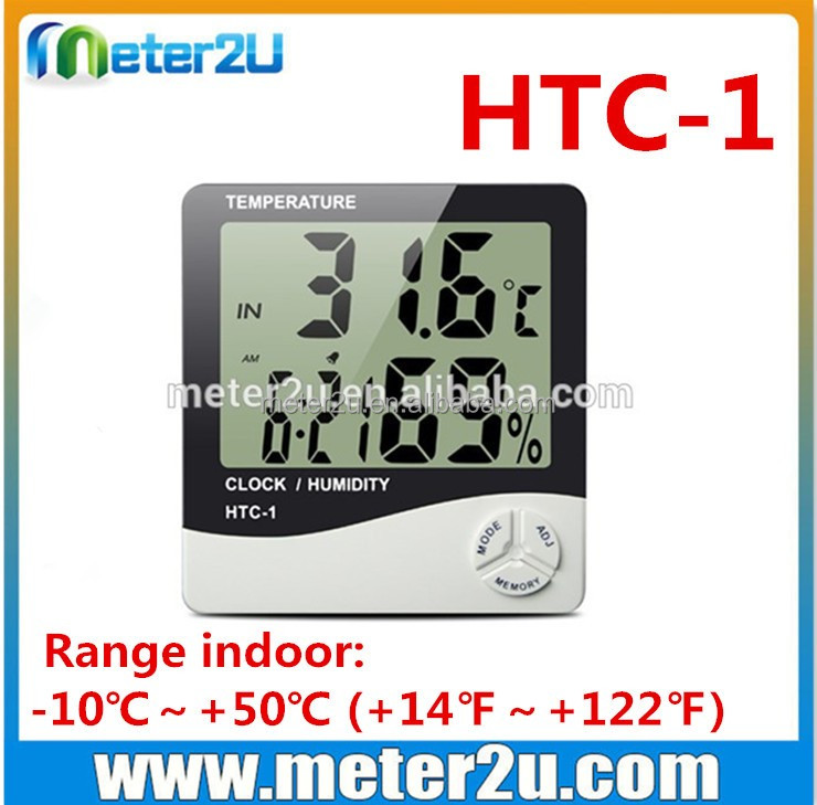 Best thermometer temperature digital household used HTC-1