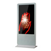 55 Inch 4K All In One Kiosk Touch Screen PC Monitor