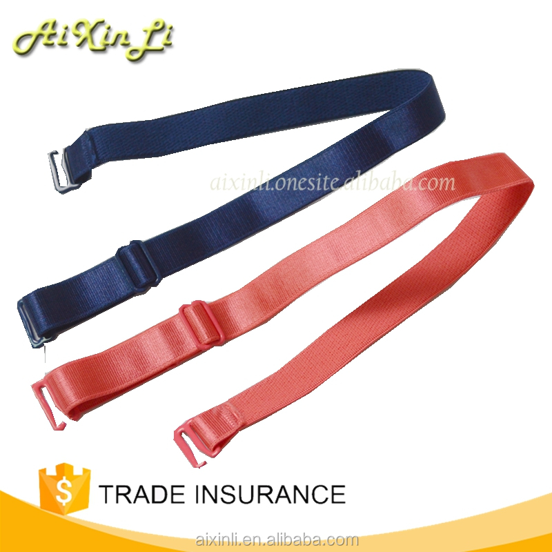 Good design Colorful fancy adjustable elastic bra strap and wholesale for underwear