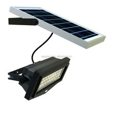 Rechargeable Solar Powered Outdoor Wall Light Led