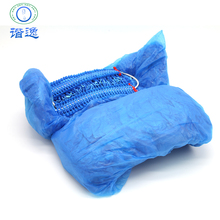 Disposable non slip reusable dance shoe covers for kids