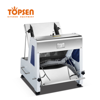 Price Competitive Electric Bakery Slicer Automatic Loaf Bread Cutter For