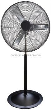 "24"" Industrial Pedestal Fan"