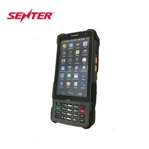"5"" IP65 industrial Android 5.1 mobile phone PDA Terminal IP65 ST327"