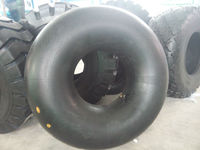 large truck tyre inner tube 14.00R24 used truck tire inner tube