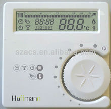 Heating Cooling Control Wired Programmable Digital Room thermostat