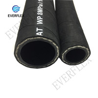 OEM heat resistant soft hydraulic rubber hose factory