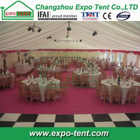 Top end professional wedding decoration tent fabric
