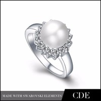 value 925 silver ring CDE Jewelry Fashion