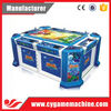 Fishing Season Silver Shark Music Camp Fishing Shoot Game Machine