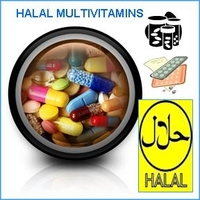 Bulk Halal Certified Multivitamins (Private Label)