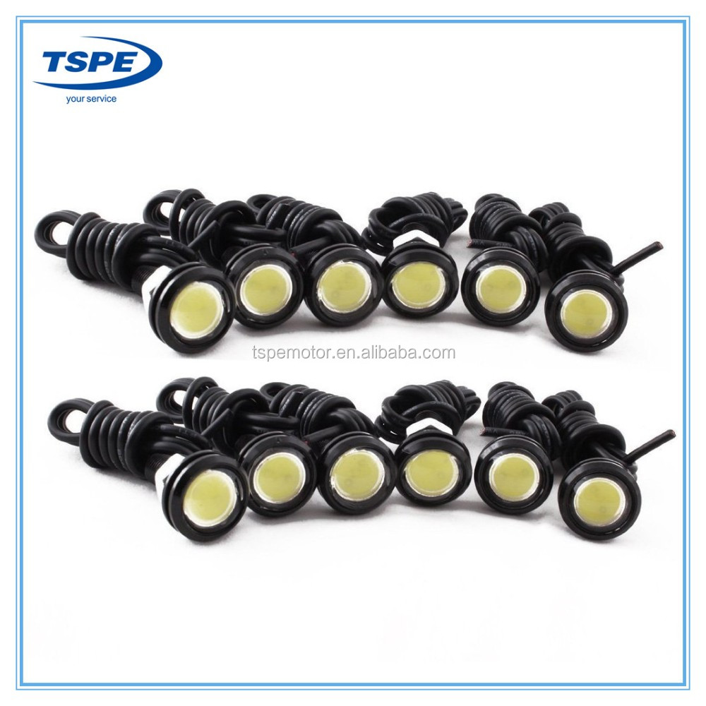 Universal High Power White 9w LED Eagle Eye/Motorcycle Light