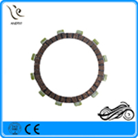 Made In China Motorcycle GT125 Clutch Plate For Motorcycle Engine Parts