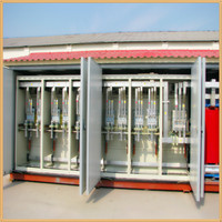 metal enclosed switchgear cubicle