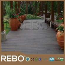 Eco Forest Outdoor Bamboo And Cork Flooring