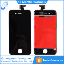 Wholesale original factory price for iphone 4 lcd display touch screen