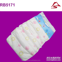 Hot Sales Reasonable Price Disposable Baby Diaper Manufacturer from China