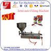 Semi-auto paste bottle filling machine ,manual paste filling machine