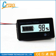 hot sale Battery Charge Indicator 12V Load car Battery Tester For Golf Carts Car Forklift Ebike