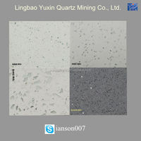 20mm vanity tops white milky countertop marble like color quartz stone