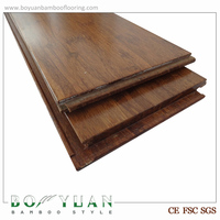 Good Quality Click Lock Strand Woven Bamboo Solid Flooring