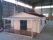 prefabricated warehouse sell to Middle East