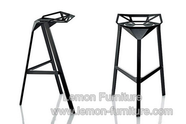 wholesale cheap colorful iron stackable bar stool,steel stacking bar stool