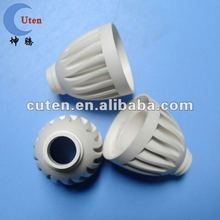 New Design LED Plastic Heatsink for 2-3W Candle Bulb