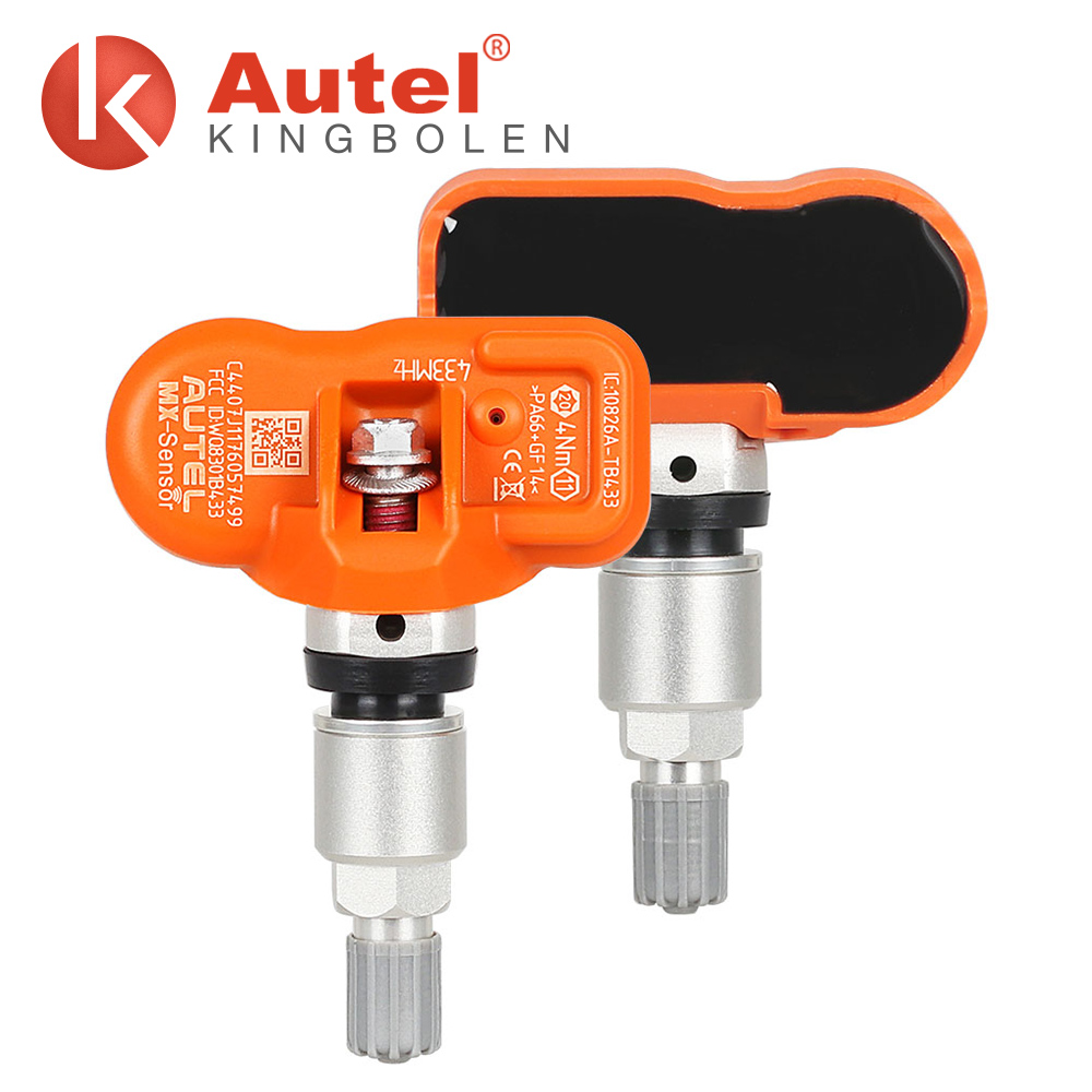 Autel MX-Sensor TPMS 433HZ Programmable TPMS Sensor can reduce fuel consumption, beneficial to environmental protection
