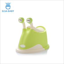 Baby plastic cartoon potty, with beautiful music, make kids toilet more stable and funny
