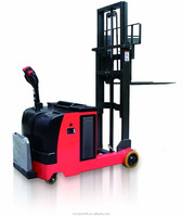 Electric reach stacker with good price and performance