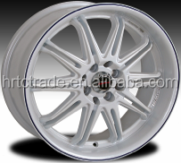 16 inches gold color aftermarket wheel rim for car