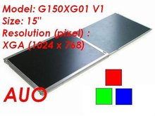 "AUO 15"" Color TFT-LCD PANEL G150XG01 V1 for ATM, POS, Kiosk, IPC (Industrial PC) and factory automation (FA)"